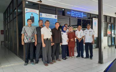 Komisi III DPRD Dan DINHUB Kabupaten Banjarnegara Kungker Ke Sleman